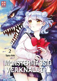 Splashcomics: Monstermäßig verknallt 2
