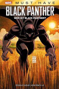 Splashcomics: Black Panther: Wer ist Black Panther?