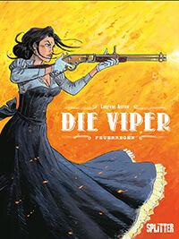 Splashcomics: Die Viper 1: Feuerregen