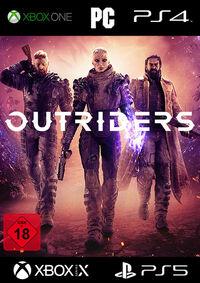 Splashgames: Outriders