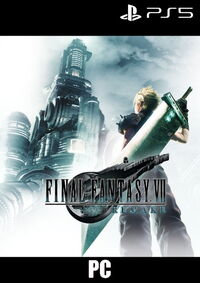 Splashgames: Final Fantasy VII Remake Intergrade
