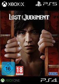 Splashgames: Lost Judgment