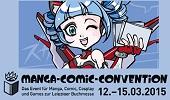 Leipziger Buchmesse 2015: 2. Manga-Comic-Convention: Ein Rückblick